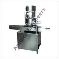 Four Head Cap Sealing Machine