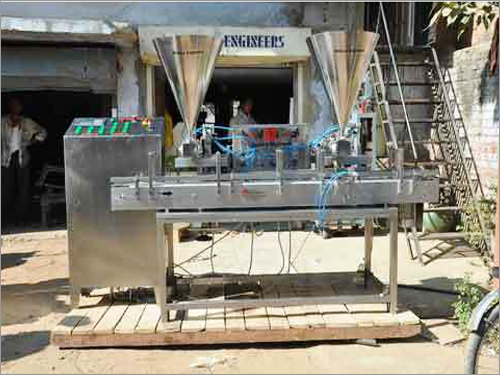 Automatic Viscous Liquid Filling Machines