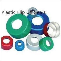 Plastic Flip Off Seals