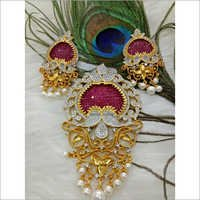Gold Plated Well Designed Jewellery