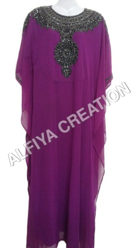 Fancy Wear Kaftan Farasha
