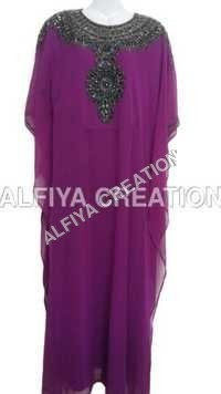 Fancy Wear Kaftan Farasha