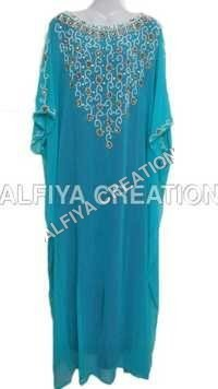 Dubai Style Farasha Kaftan
