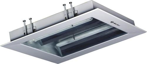 Recess Mounting Front Opening Clean Room Luminaire