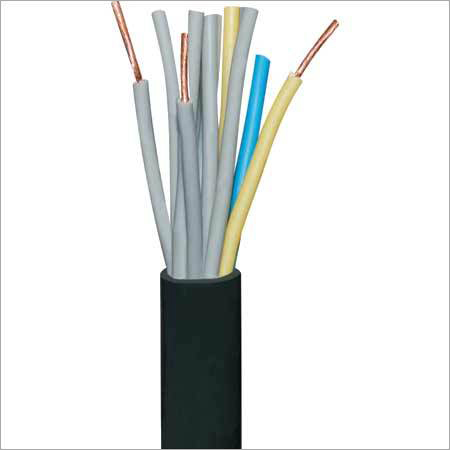 Multicore Flexible Control Cables