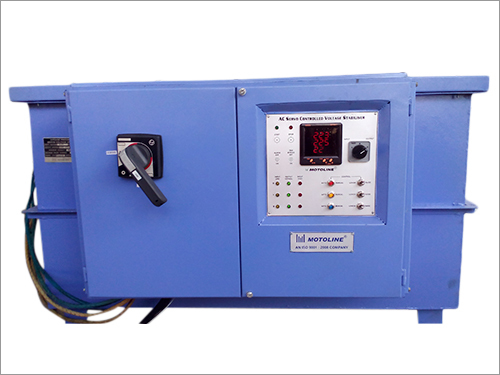 250KVA Servo Controlled Voltage Stabilizer