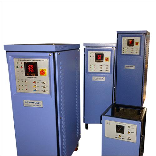 Single Phase Servo Stabilizer