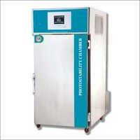 Photo-Stability Chamber
