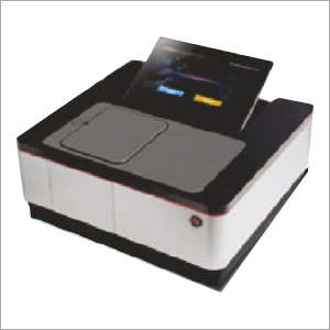 Double Beam UV Spectrphotometer