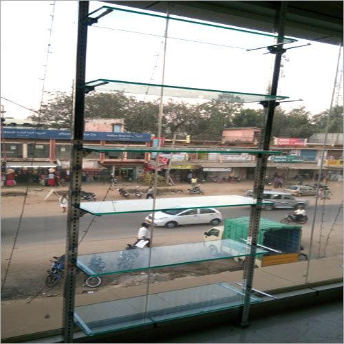 Storage Glass Rack
