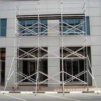 Bridge Way Mobile Scaffold Tower