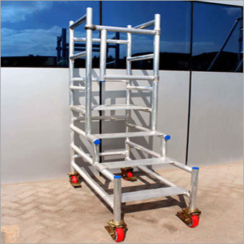 Aluminum Mobile Podium