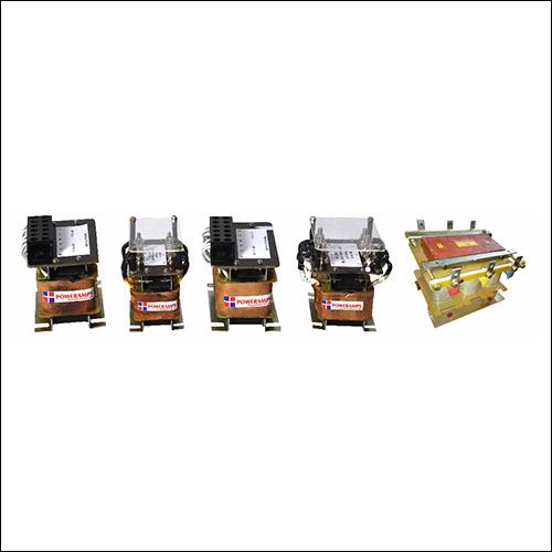 Control Transformers & Detuned Filter Reactors