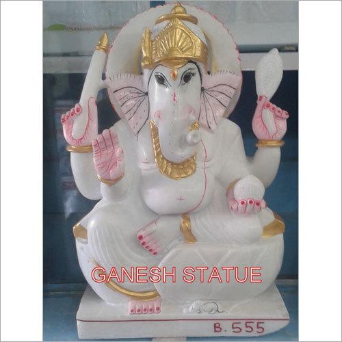 Ganesh Statue Marble