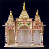 Marble Temple Design