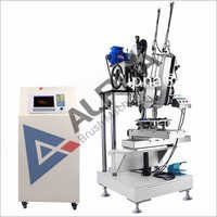 2 Axis High Speed Broom Brush Tufting Machine