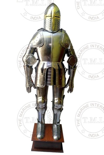 Collectible Knight Full Armour Suit With Stand
