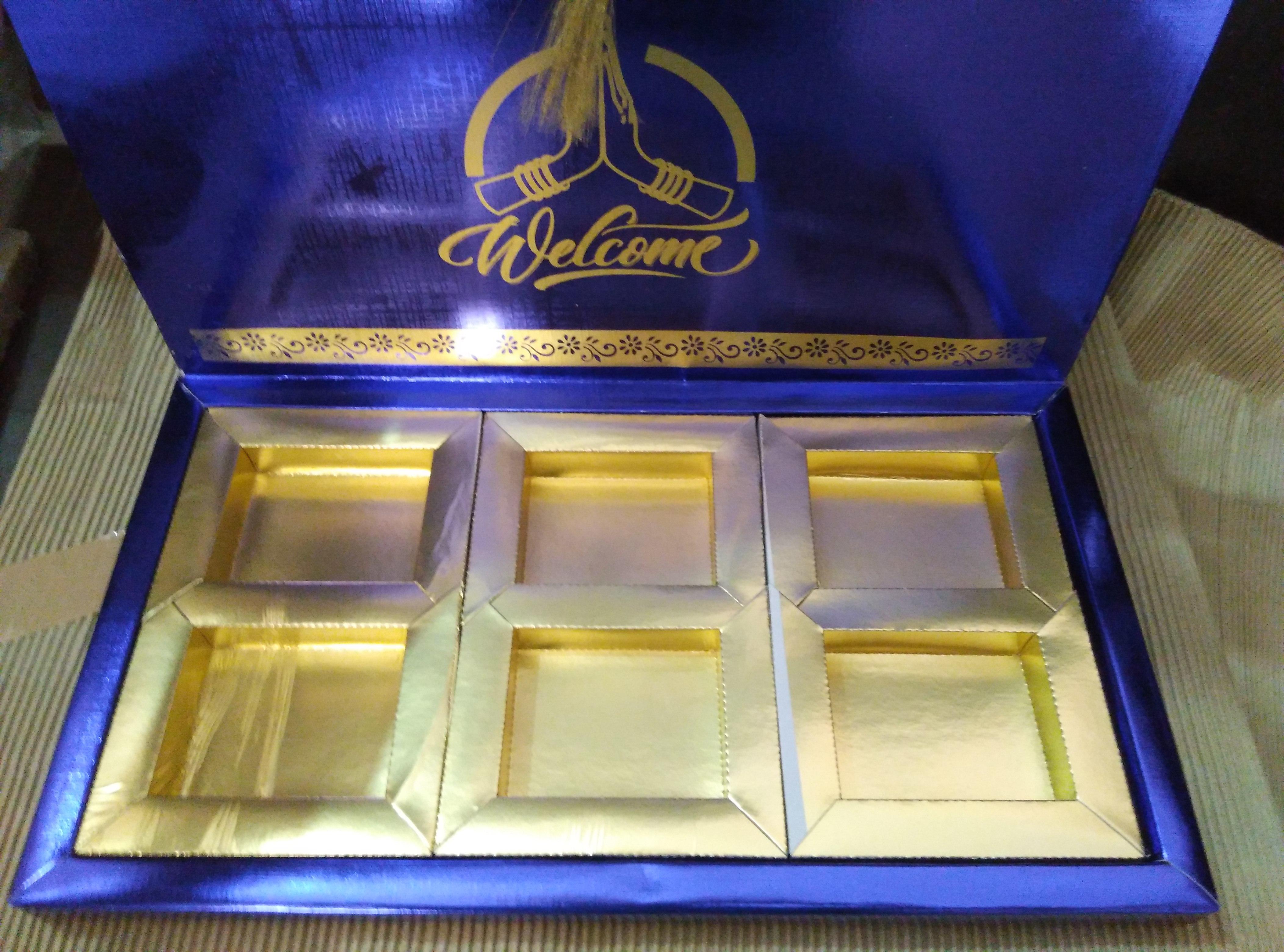 Designer Dryfruit Boxes