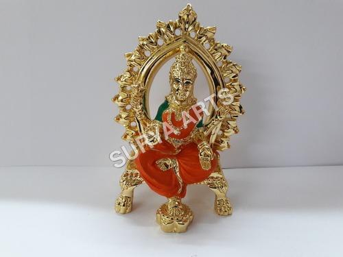 Gold Laxmi Idol