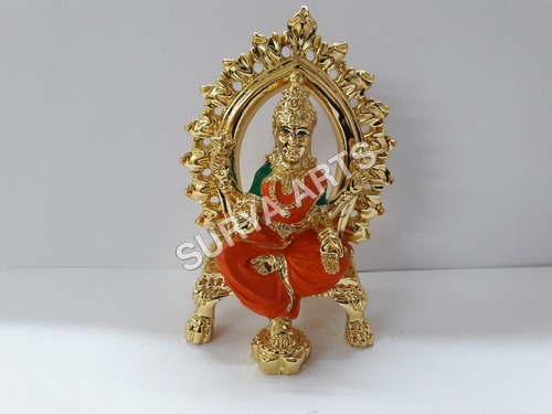 Gold Laxmi Idol