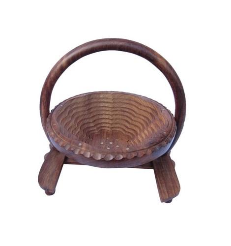 Desi Karigar Foldable Basket - Large