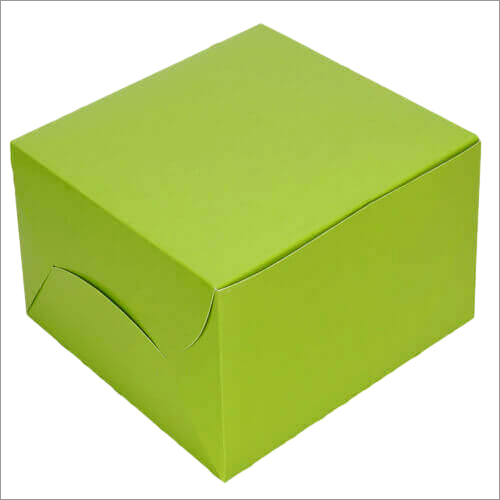 Pastry Box-Green