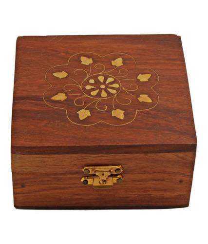 Desi Karigar Wooden Jewellery Box