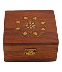 Desi Karigar Wooden Jewellery Box