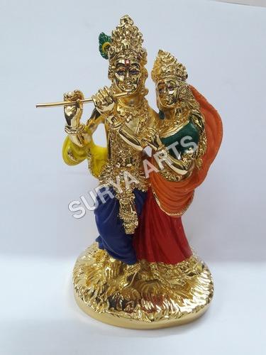 Radhakrishna Statue