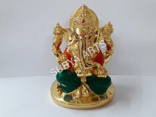 Gold Ganesh