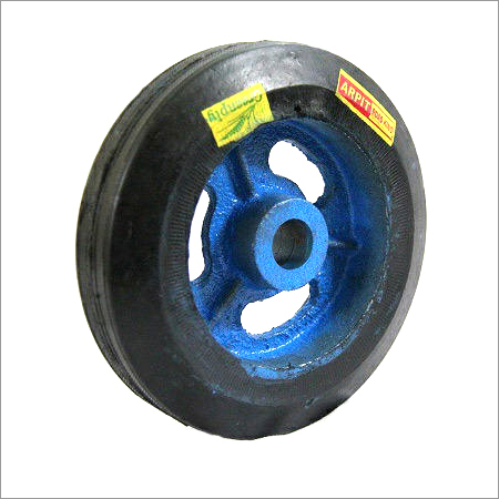 Bonded Rubber Wheels