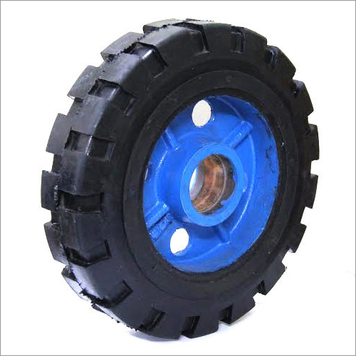 Diesel Engine Trolley Tyre