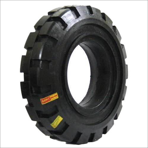 Solid Rubber Cushion Tyres