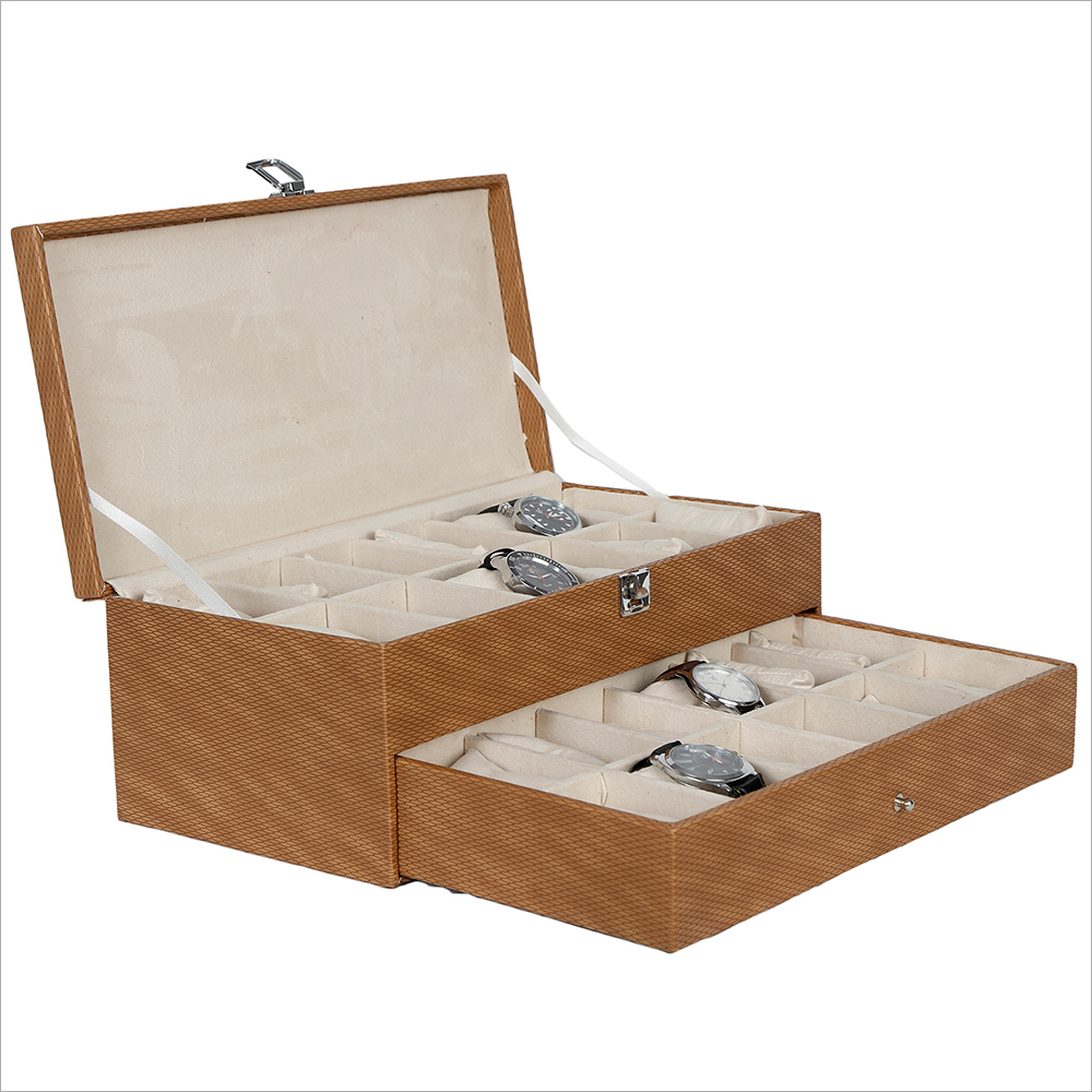 Watch Box for 24 Watch Slots