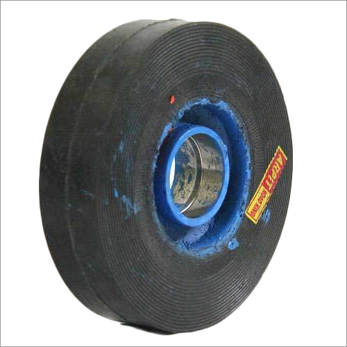 Floor Polishing Machine Rubber Wheel