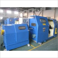 Single Twist Bunching Machine