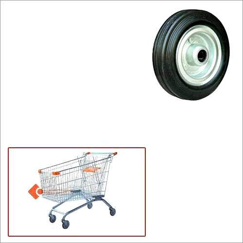 Shopping Trolley Wheels