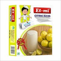 Et-mi Citric Acid