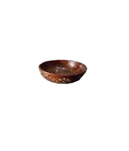 Desi Karigar Brown Wooden Bowl