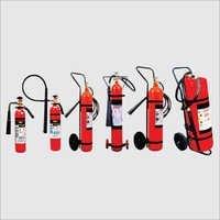 Co2 & Wheeled Type Fire Extinguishers