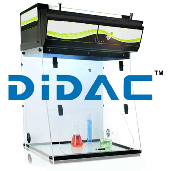 Captair Smart Ductless Filtration Fume Hood