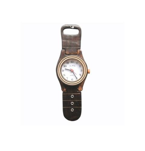 Desi Karigar Wrist Shap Wall Clock