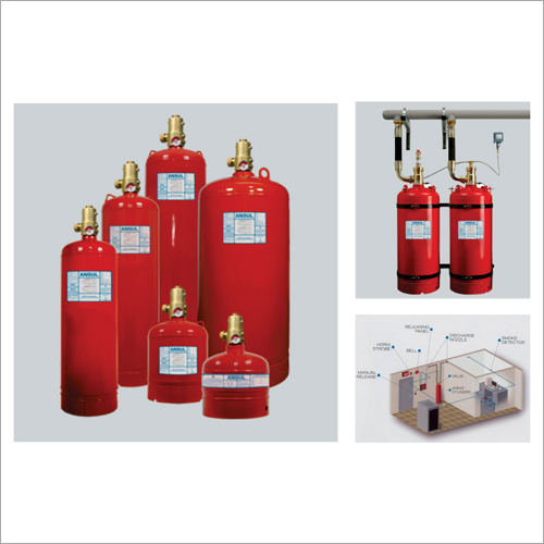 Fixed Fire Safety Equipment
