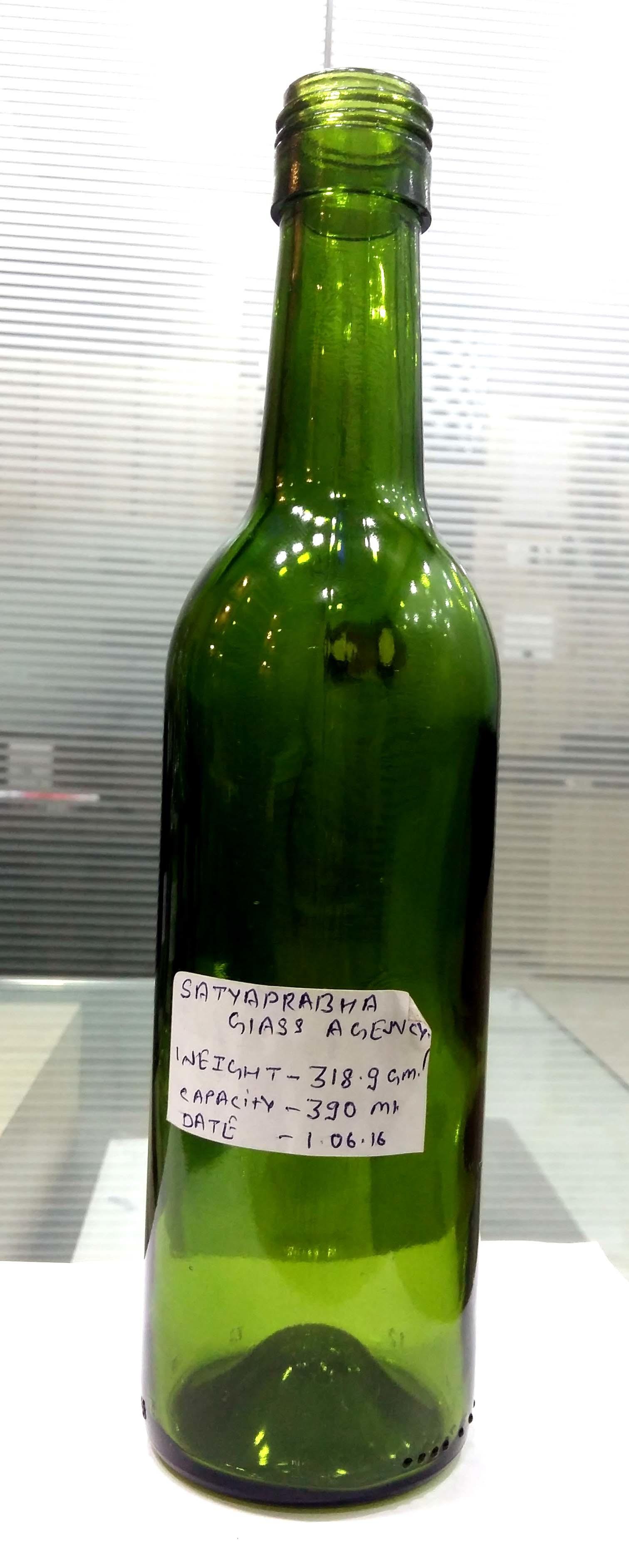 400 ml Liquor Bottles