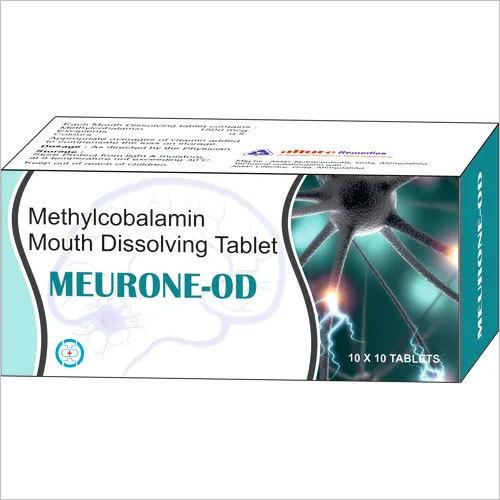 Methylcobalamin Tablets 1500 mcg