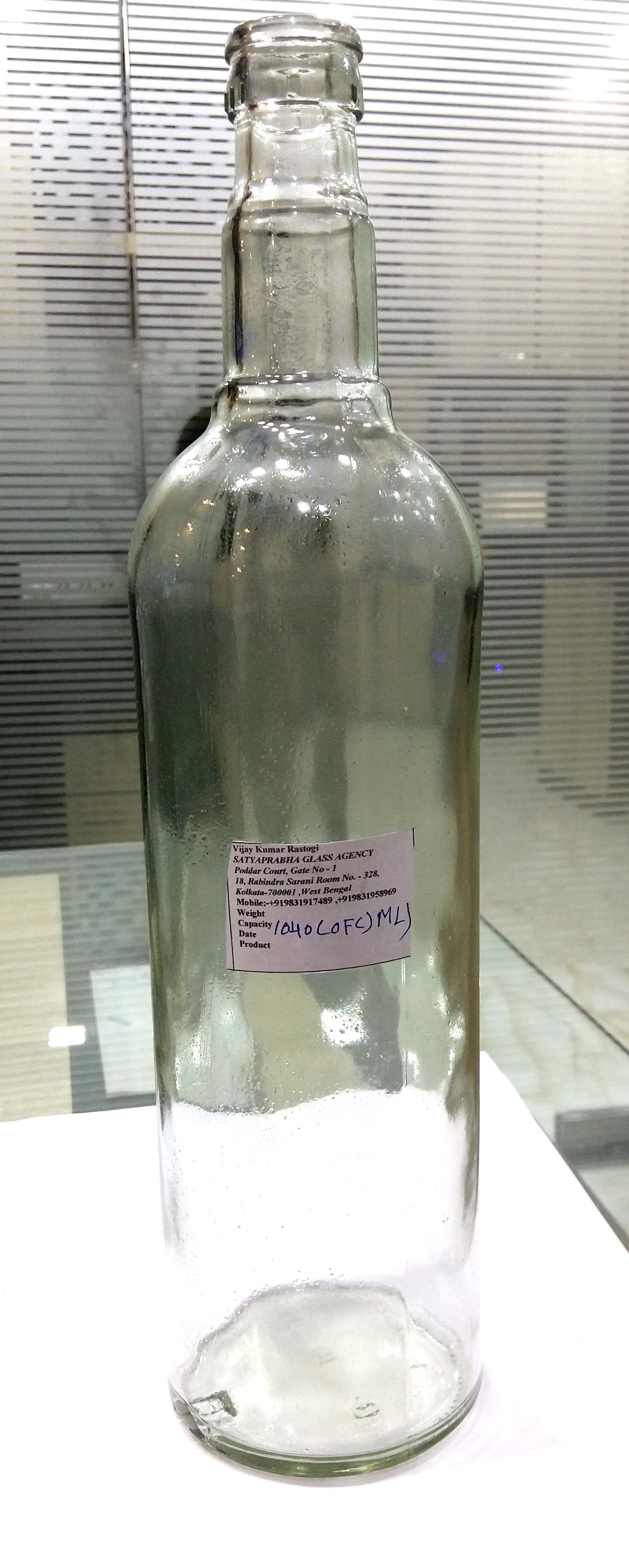 1000 ml Liquor Bottle
