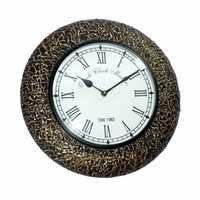 Desi Karigar wall clock