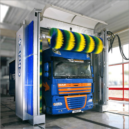 Truck Wash Equipment