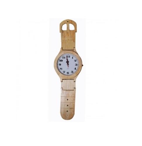 Desi Karigar Foldable Wall Clock Large