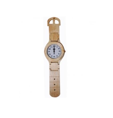 Desi Karigar Foldable Wall Clock Medium